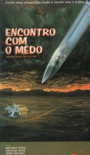 Encontro com o Medo - Poster / Capa / Cartaz - Oficial 4