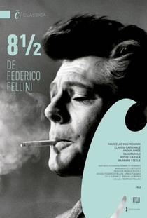 8½ - Poster / Capa / Cartaz - Oficial 17