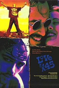 Um Amor e Uma 45 - Poster / Capa / Cartaz - Oficial 2
