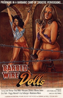 Barbed Wire Dolls - Poster / Capa / Cartaz - Oficial 1