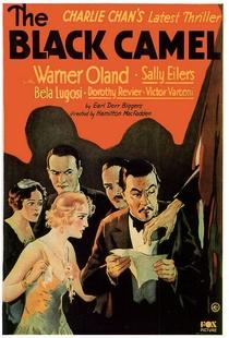 The Black Camel - Poster / Capa / Cartaz - Oficial 1