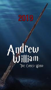 Andrew William: A Varinha Amaldiçoada - Poster / Capa / Cartaz - Oficial 2