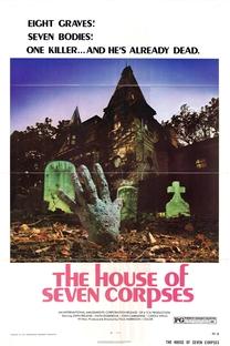 A Casa dos Sete Mortos - Poster / Capa / Cartaz - Oficial 2