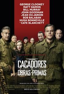 Caçadores de Obras-Primas - Poster / Capa / Cartaz - Oficial 1