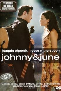 Johnny & June - Poster / Capa / Cartaz - Oficial 3