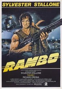 Rambo - Programado Para Matar - Poster / Capa / Cartaz - Oficial 3