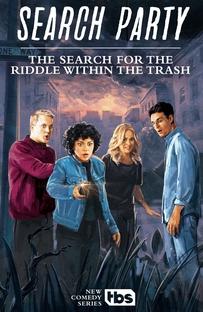 Search Party (1ª Temporada) - Poster / Capa / Cartaz - Oficial 4