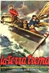 A Terra Treme - Poster / Capa / Cartaz - Oficial 3