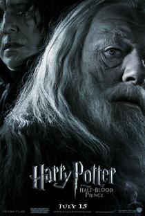 Harry Potter e o Enigma do Príncipe - Poster / Capa / Cartaz - Oficial 7