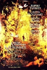 Sonho de Uma Noite de Verão - Poster / Capa / Cartaz - Oficial 2