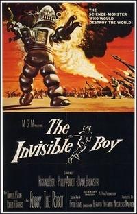 O Garoto Invisível - Poster / Capa / Cartaz - Oficial 1