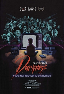 In Search of Darkness - Poster / Capa / Cartaz - Oficial 1