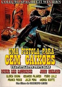 Uma Pistola Para Cem Caixões - Poster / Capa / Cartaz - Oficial 1