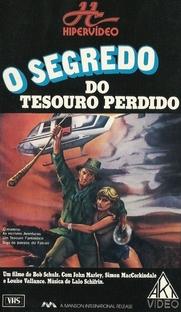 O Segredo do Tesouro Perdido - Poster / Capa / Cartaz - Oficial 1