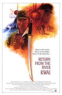 Regresso do Rio Kwai - Poster / Capa / Cartaz - Oficial 3