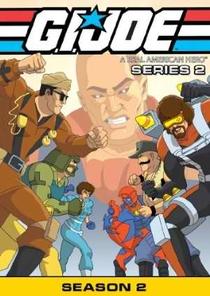 G.I. Joe:Operation Dragonfire (season 2) - Poster / Capa / Cartaz - Oficial 1