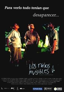 Os Meninos Invisíveis - Poster / Capa / Cartaz - Oficial 1