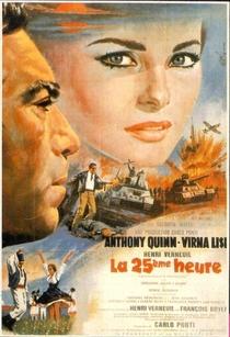 A Vigésima Quinta Hora - Poster / Capa / Cartaz - Oficial 1
