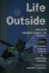 Life Outside - Poster / Capa / Cartaz - Oficial 2