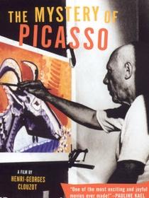 O Mistério de Picasso - Poster / Capa / Cartaz - Oficial 2
