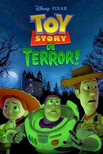 Toy Story de Terror - Poster / Capa / Cartaz - Oficial 10