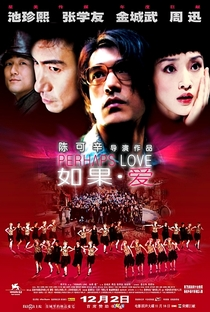 Perhaps Love - Poster / Capa / Cartaz - Oficial 3