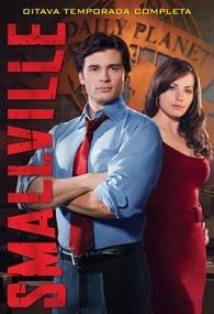 Smallville: As Aventuras do Superboy (8ª Temporada) - Poster / Capa / Cartaz - Oficial 1