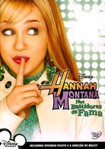 Hannah Montana - Nos Bastidores da Fama - Poster / Capa / Cartaz - Oficial 1