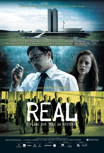 Real: O Plano Por Trás da História - Poster / Capa / Cartaz - Oficial 1