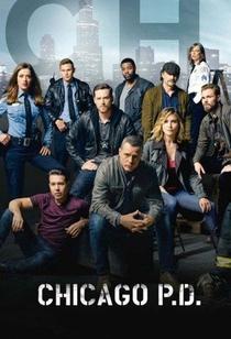 Chicago P.D. Distrito 21 (4ª Temporada) - Poster / Capa / Cartaz - Oficial 1
