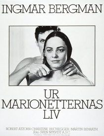 Da Vida das Marionetes - Poster / Capa / Cartaz - Oficial 2