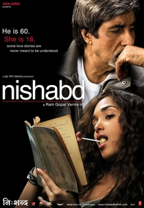 Nishabd - Poster / Capa / Cartaz - Oficial 3