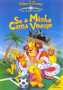 Se Minha Cama Voasse - Poster / Capa / Cartaz - Oficial 4