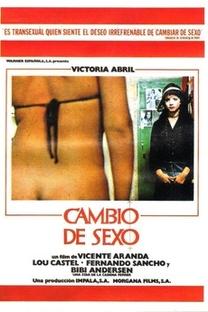 Cambio de Sexo - Poster / Capa / Cartaz - Oficial 2