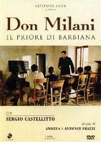 Dom Milani - Poster / Capa / Cartaz - Oficial 1