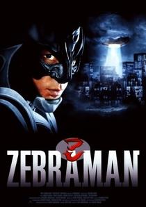 Zebraman - Poster / Capa / Cartaz - Oficial 2