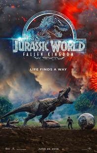 Jurassic World: Reino Ameaçado - Poster / Capa / Cartaz - Oficial 11