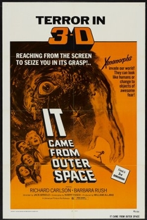 A Ameaça Que Veio do Espaço - Poster / Capa / Cartaz - Oficial 5