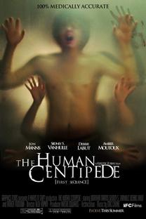 A Centopéia Humana - Poster / Capa / Cartaz - Oficial 3