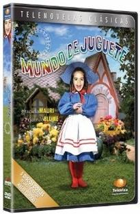 Mundo de Juguete - Poster / Capa / Cartaz - Oficial 1