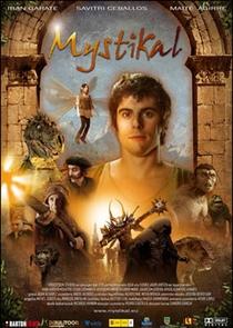 Mystikal – O Mundo da Magia - Poster / Capa / Cartaz - Oficial 2
