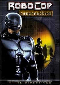 RoboCop: Prime Directives - Poster / Capa / Cartaz - Oficial 4