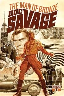 Doc Savage: O Homem de Bronze - Poster / Capa / Cartaz - Oficial 3