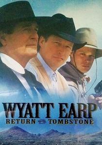 Wyatt Earp - Retorno a Tombstone - Poster / Capa / Cartaz - Oficial 1