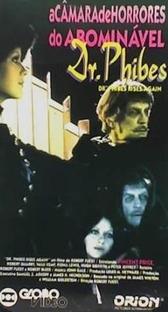 A Vingança do Dr. Phibes - Poster / Capa / Cartaz - Oficial 4