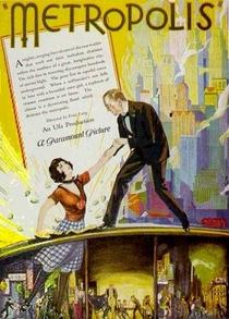 Metrópolis - Poster / Capa / Cartaz - Oficial 10