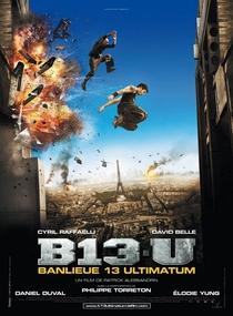 B13 - 13° Distrito Ultimato - Poster / Capa / Cartaz - Oficial 1
