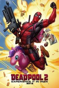 Deadpool 2 - Poster / Capa / Cartaz - Oficial 10