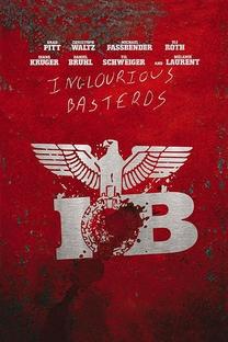 Bastardos Inglórios - Poster / Capa / Cartaz - Oficial 28