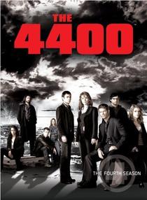Os 4400 (4ª Temporada) - Poster / Capa / Cartaz - Oficial 1